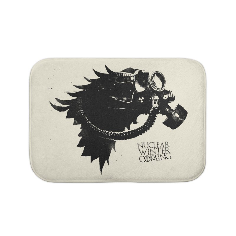 Fallout game of throne Home Bath Mat by Propaganda Department