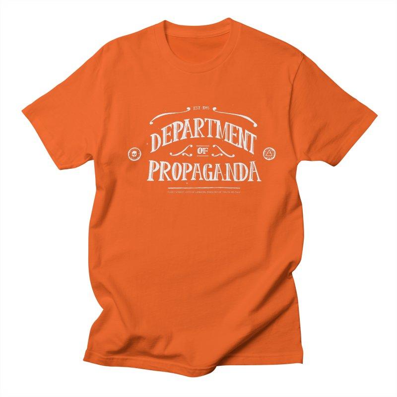Department of Propaganda Men's T-Shirt by Propaganda Department