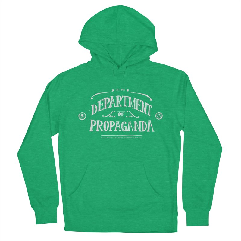 Department of Propaganda Men's Pullover Hoody by Propaganda Department