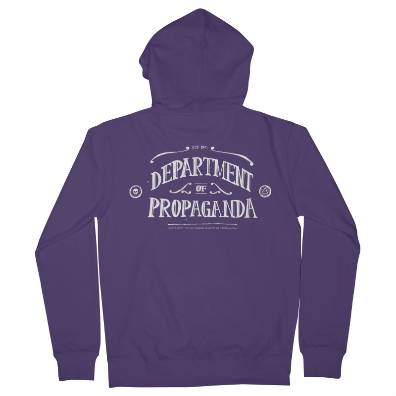 Department of Propaganda Women's Zip-Up Hoody by Propaganda Department