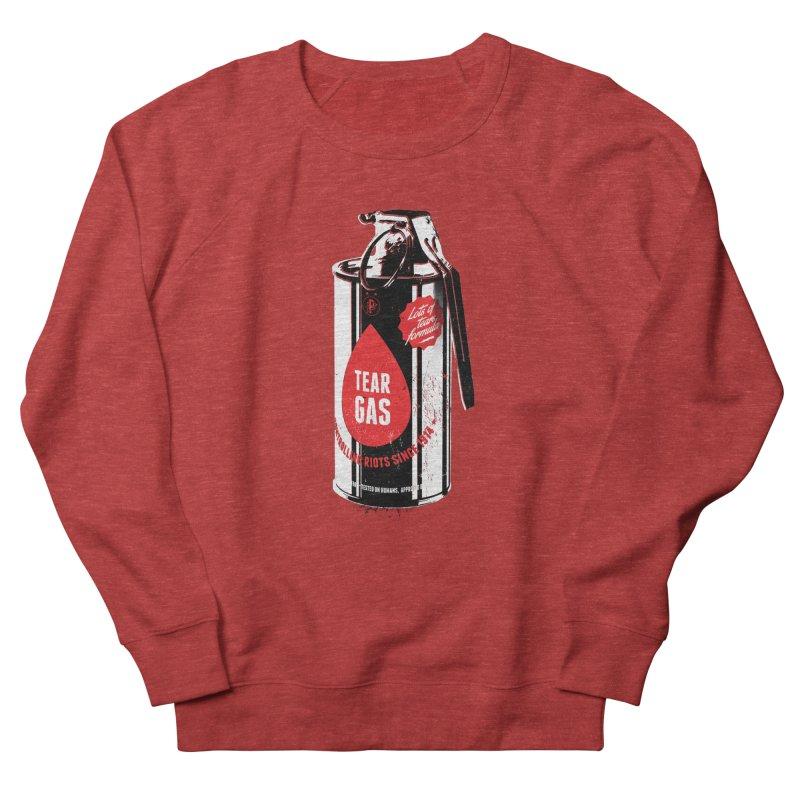 Tear gas grenade Men's Sweatshirt by Propaganda Department