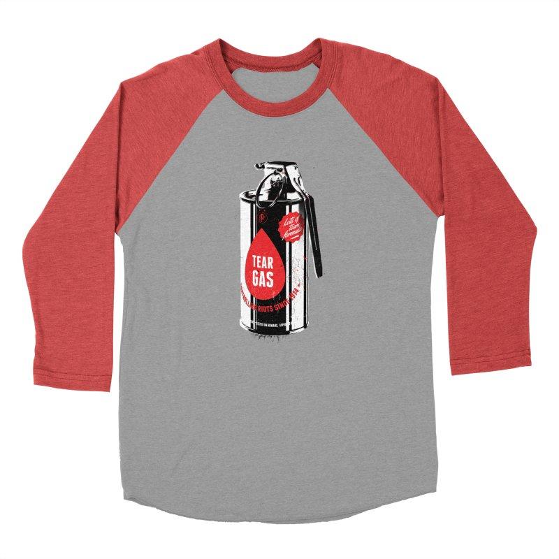 Tear gas grenade Men's Longsleeve T-Shirt by Propaganda Department