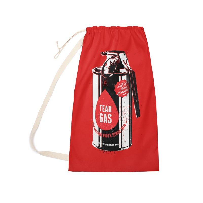 Tear gas grenade Accessories Bag by Propaganda Department