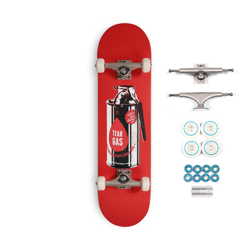 Tear gas grenade Accessories Complete - Basic Skateboard by Propaganda Department