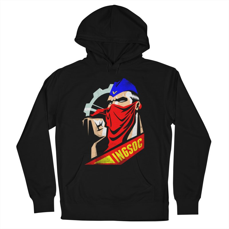 INGSOC Women's Pullover Hoody by Propaganda Department