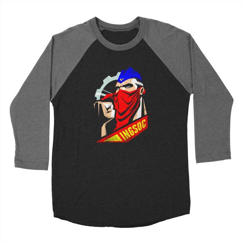 INGSOC Women's Longsleeve T-Shirt by Propaganda Department
