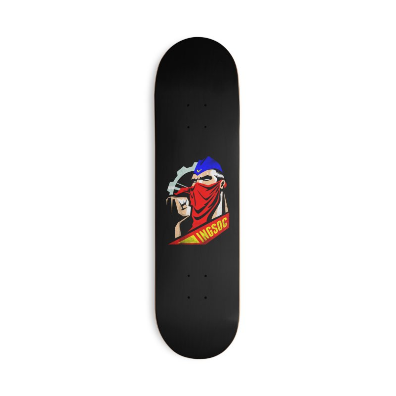 INGSOC Accessories Skateboard by Propaganda Department