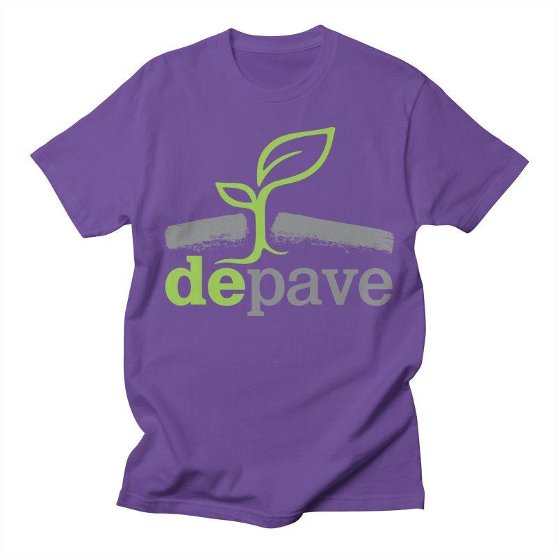 Depave Classic Men's Regular T-Shirt by Depave's Shop