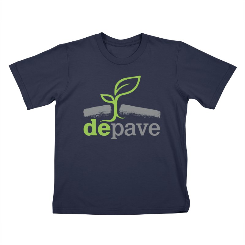 Depave Classic Kids T-Shirt by Depave's Shop