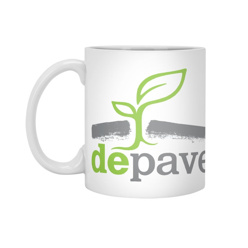 Depave Classic Accessories Mug by Depave's Shop