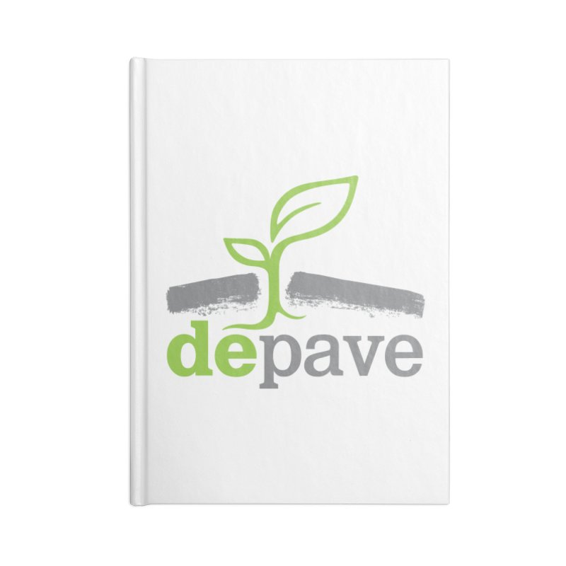 Depave Classic Accessories Lined Journal Notebook by Depave's Shop
