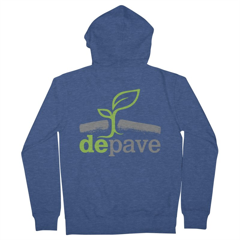 Depave Classic Men's Zip-Up Hoody by Depave's Shop