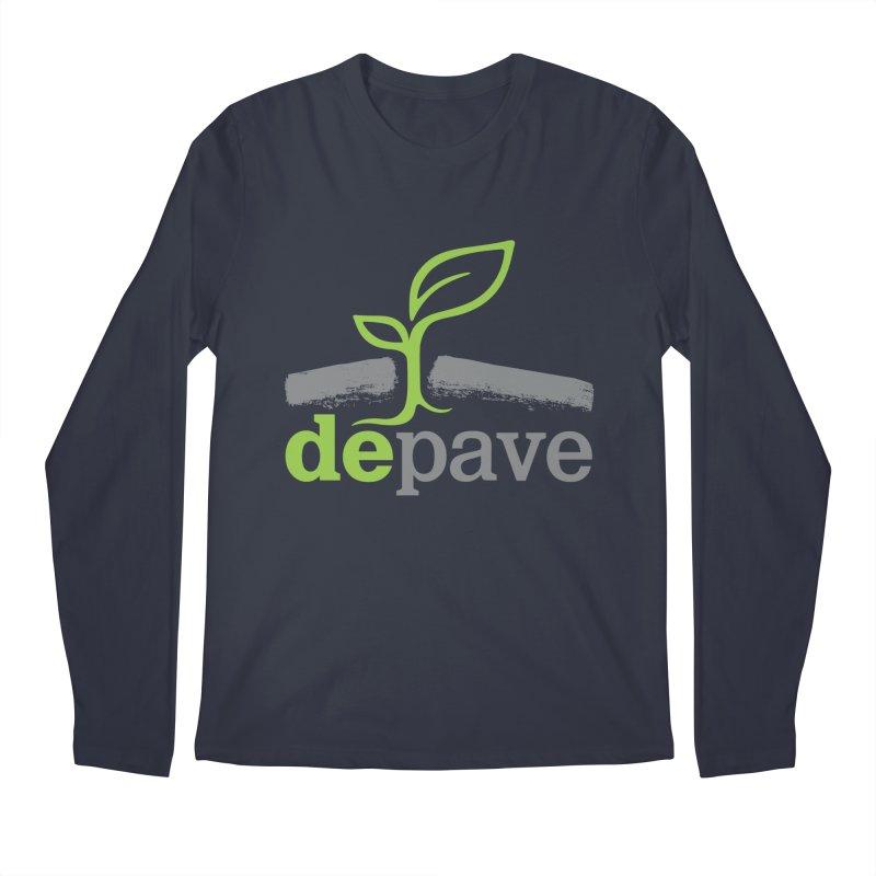 Depave Classic Men's Longsleeve T-Shirt by Depave's Shop