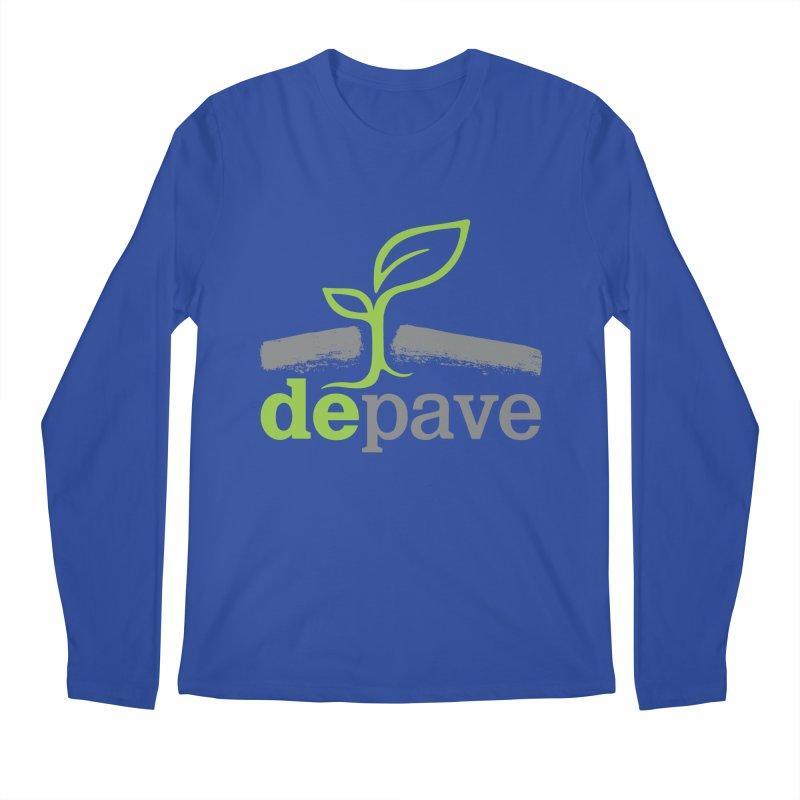 Depave Classic Men's Longsleeve T-Shirt by Depave's Shop