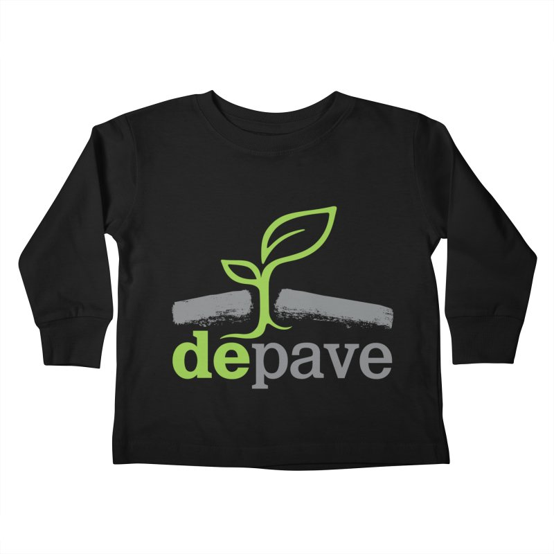 Depave Classic Kids Toddler Longsleeve T-Shirt by Depave's Shop