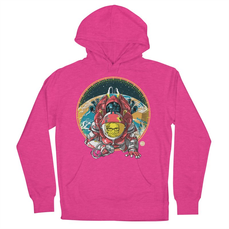 StarRider / Made-In-ITA Women's Pullover Hoody by depot977's Artist Shop