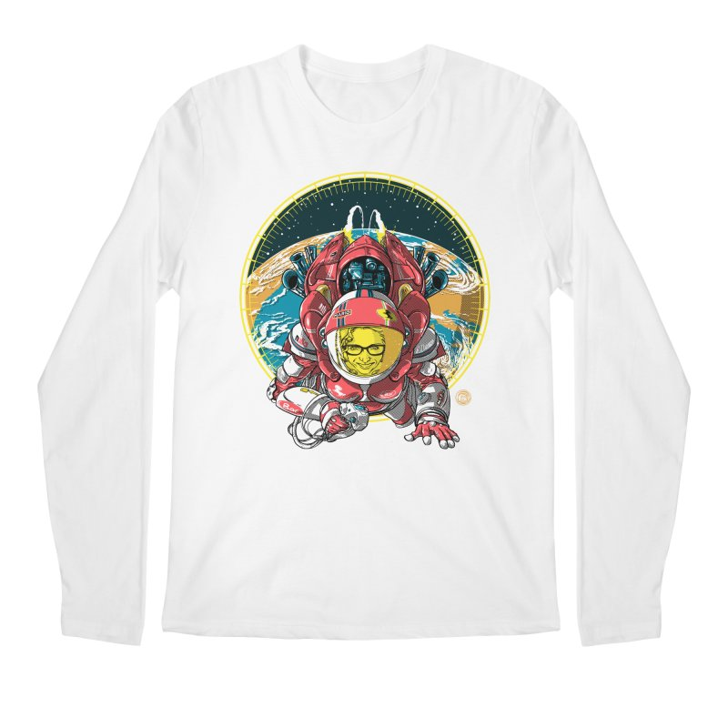 StarRider / Made-In-ITA Men's Longsleeve T-Shirt by depot977's Artist Shop