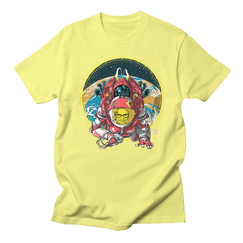 StarRider / Made-In-ITA Men's T-Shirt by depot977's Artist Shop
