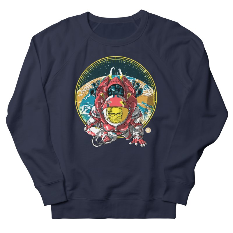StarRider / Made-In-ITA Women's Sweatshirt by depot977's Artist Shop