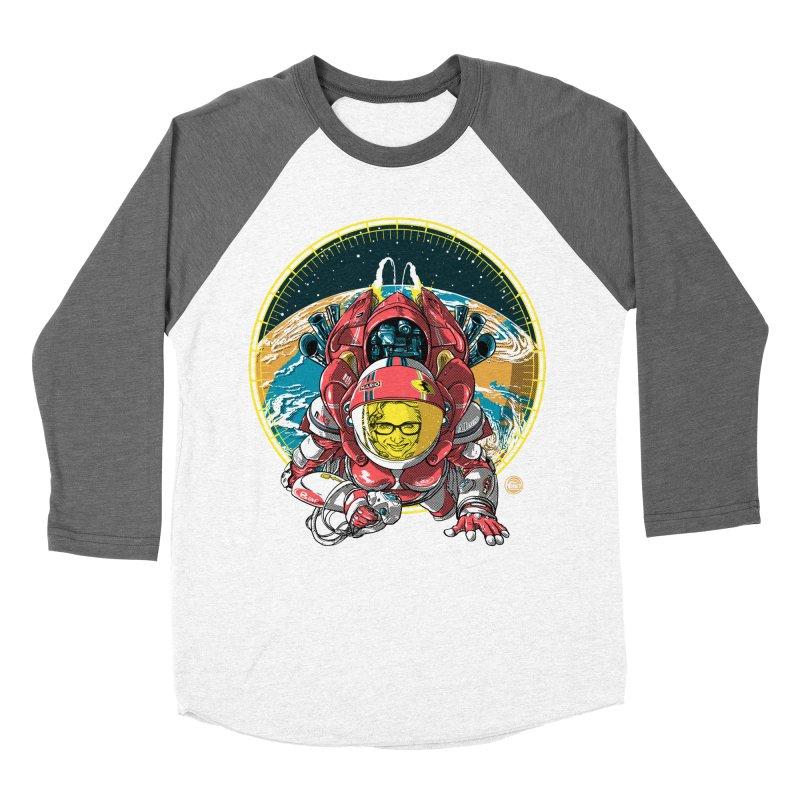 StarRider / Made-In-ITA Women's Baseball Triblend T-Shirt by depot977's Artist Shop