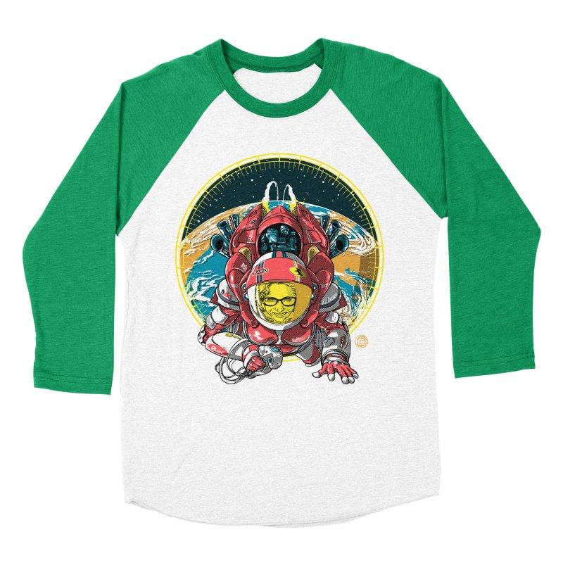 StarRider / Made-In-ITA Men's Baseball Triblend T-Shirt by depot977's Artist Shop
