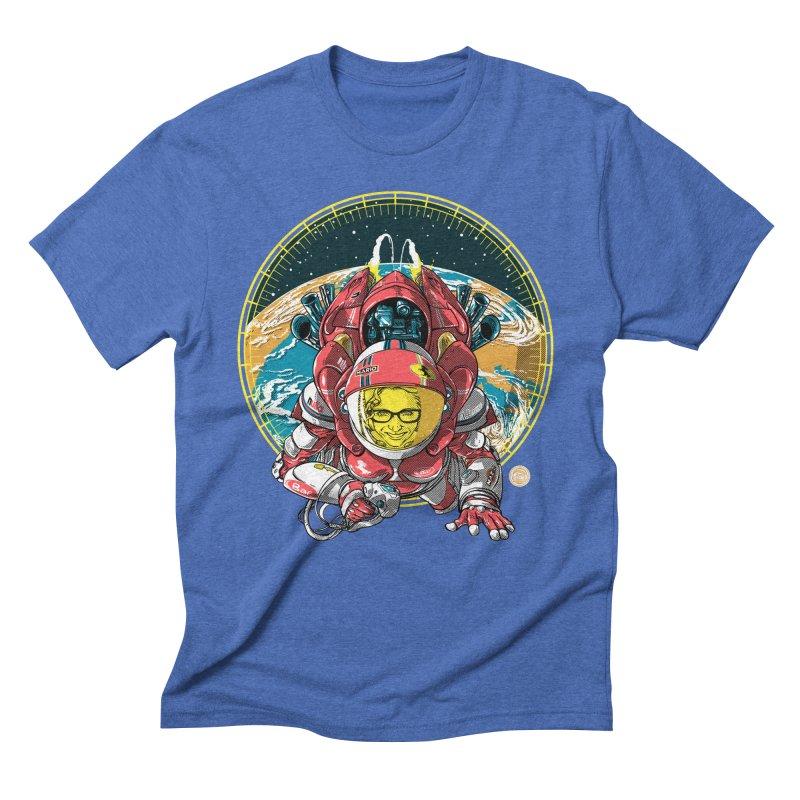 StarRider / Made-In-ITA Men's Triblend T-shirt by depot977's Artist Shop