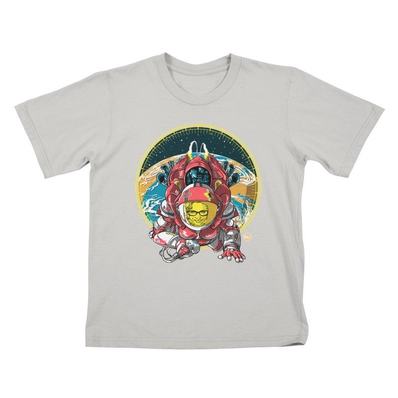 StarRider / Made-In-ITA Kids T-Shirt by depot977's Artist Shop