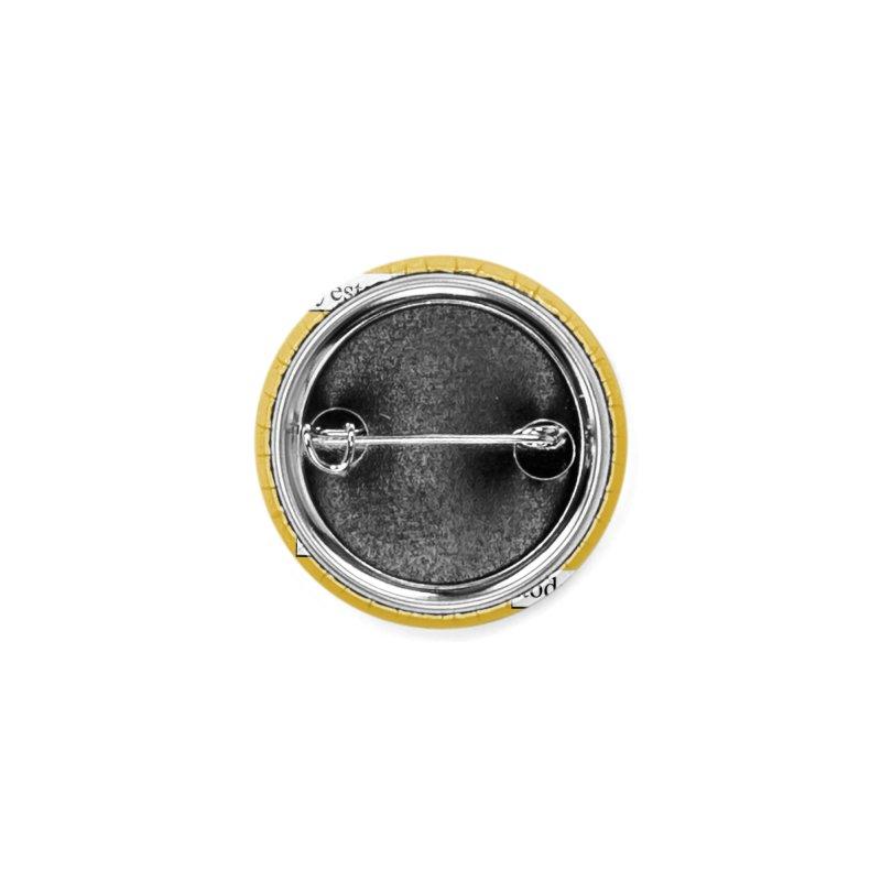 Yesterday Accessories Button by depressing fridge poems's Artist Shop