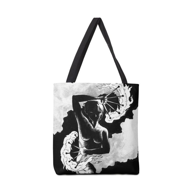 Flow Accessories Tote Bag Bag by DEROSNEC's Art Shop