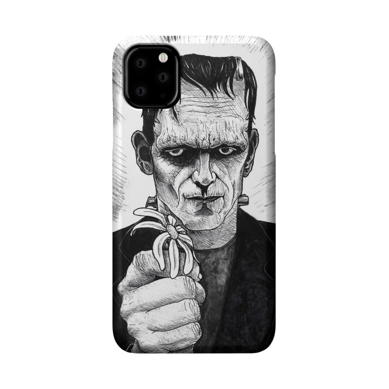 A Gift from the Monster Accessories Phone Case by DEROSNEC's Art Shop