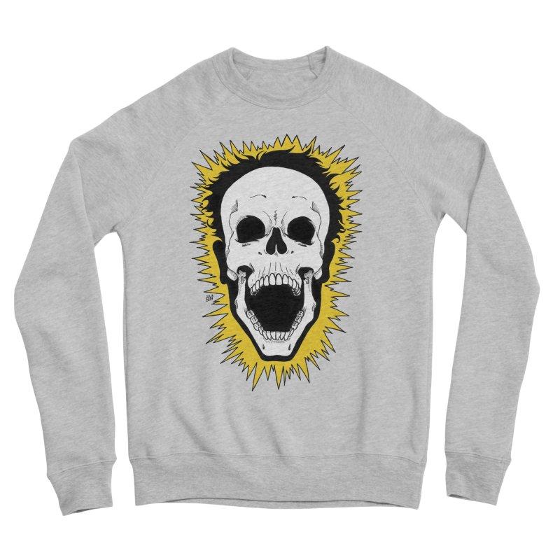 Jolt Women's Sponge Fleece Sweatshirt by DEROSNEC's Art Shop