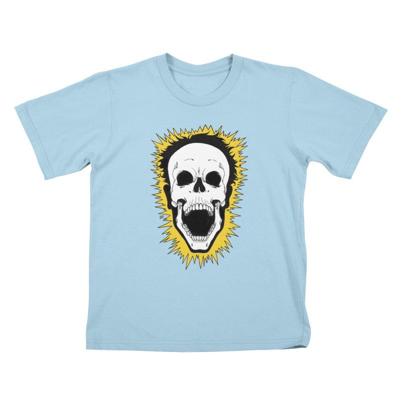 Jolt Kids T-Shirt by DEROSNEC's Art Shop