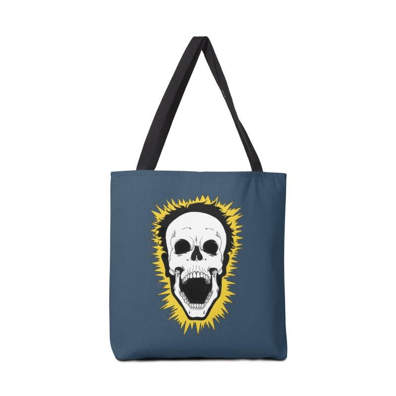 Jolt Accessories Tote Bag Bag by DEROSNEC's Art Shop