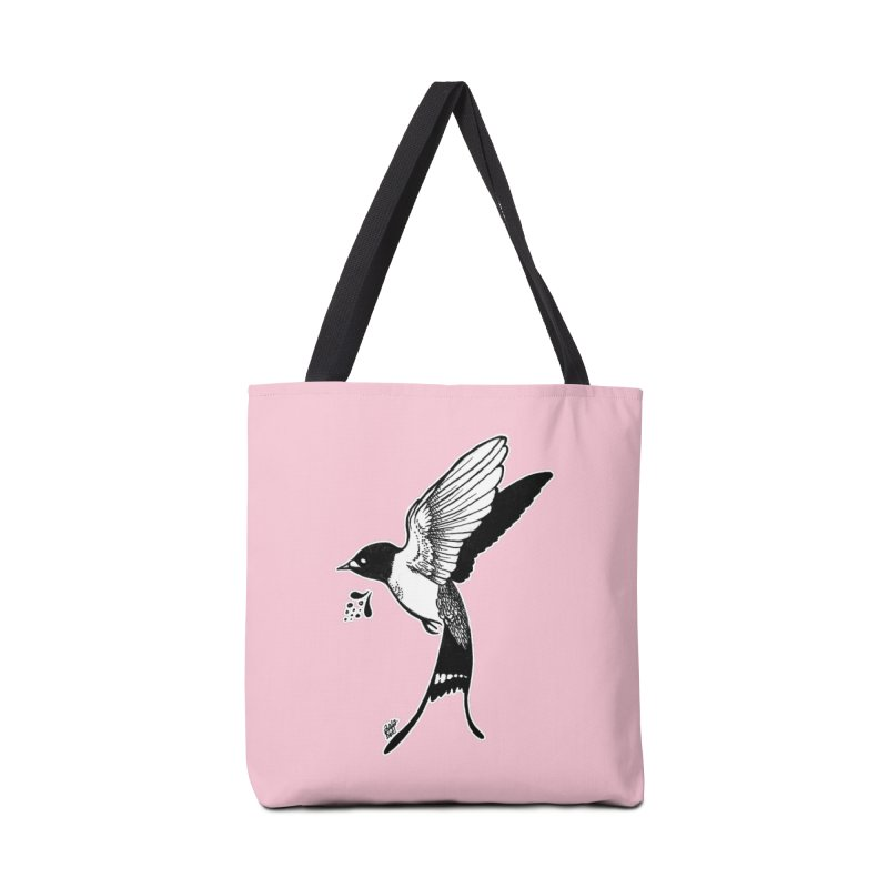 Swift Accessories Tote Bag Bag by DEROSNEC's Art Shop