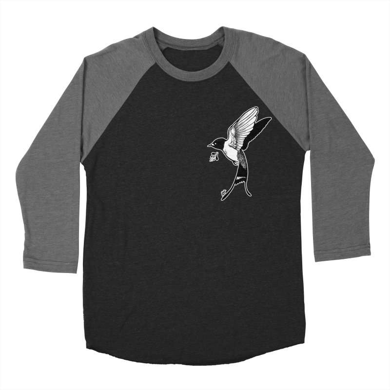 Swift Women's Baseball Triblend Longsleeve T-Shirt by DEROSNEC's Art Shop