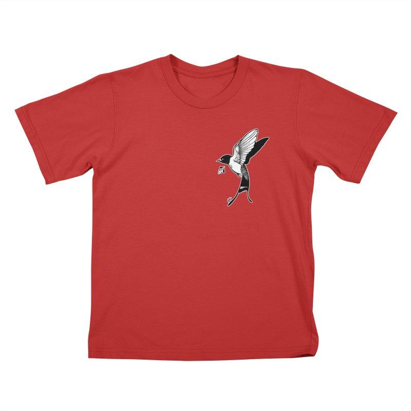 Swift Kids T-Shirt by DEROSNEC's Art Shop