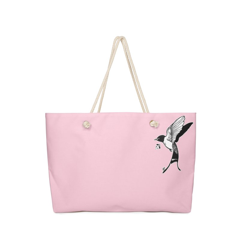 Swift Accessories Bag by DEROSNEC's Art Shop