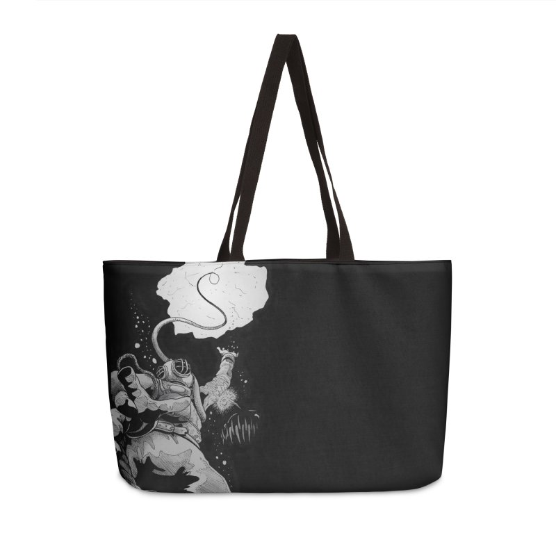Deep Accessories Bag by DEROSNEC's Art Shop