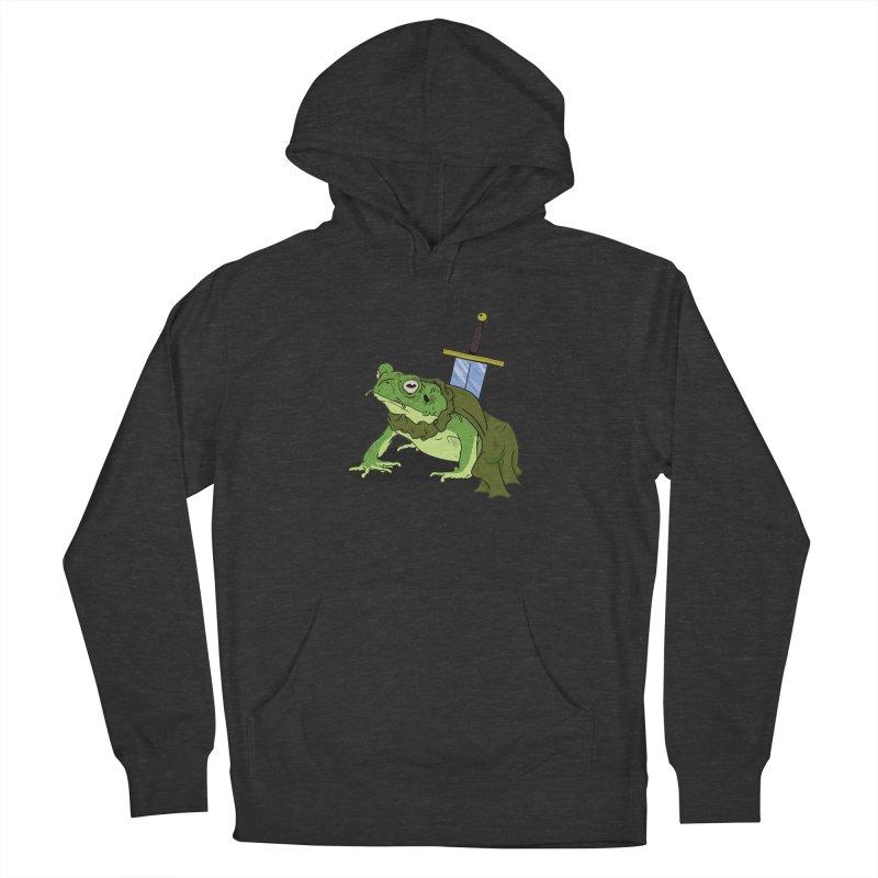 Frog! Men's Pullover Hoody by derschwigg's Artist Shop