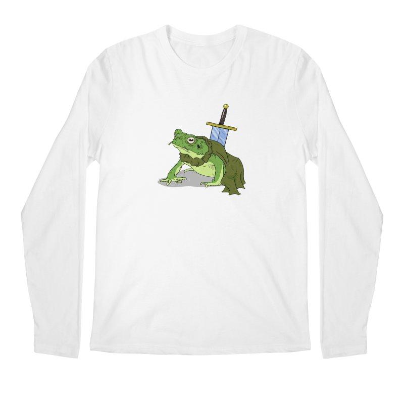 Frog! Men's Longsleeve T-Shirt by derschwigg's Artist Shop