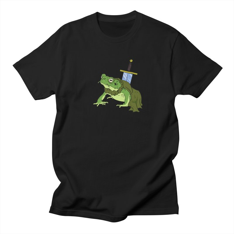 Frog! Men's T-shirt by derschwigg's Artist Shop