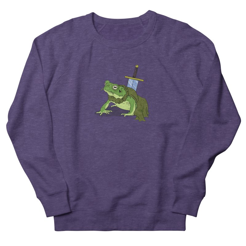 Frog! Men's Sweatshirt by derschwigg's Artist Shop