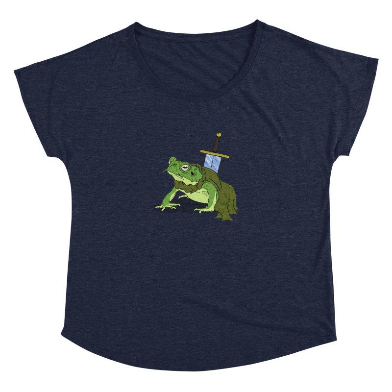 Frog! Women's Dolman by derschwigg's Artist Shop