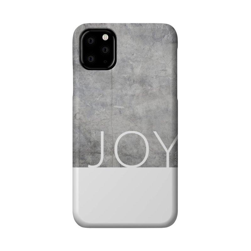 JOY // Concrete Foundation Accessories Phone Case by Desanka Spirit's Artist Shop