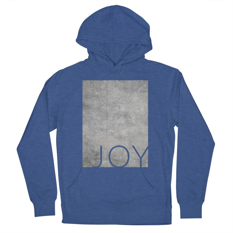 JOY // Concrete Foundation Women's Pullover Hoody by Desanka Spirit's Artist Shop