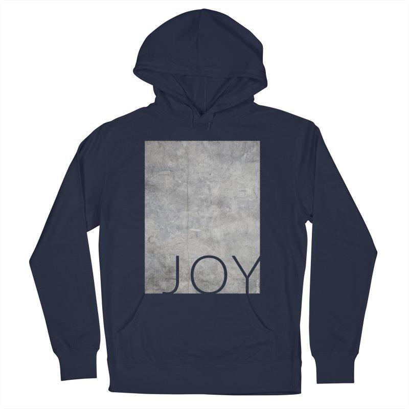 JOY // Concrete Foundation Women's Pullover Hoody by Desanka Spirit's Artist Shop