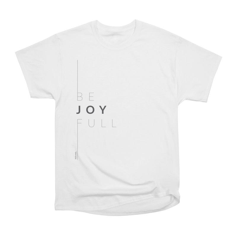 JOY // Full Women's Heavyweight Unisex T-Shirt by Desanka Spirit's Artist Shop