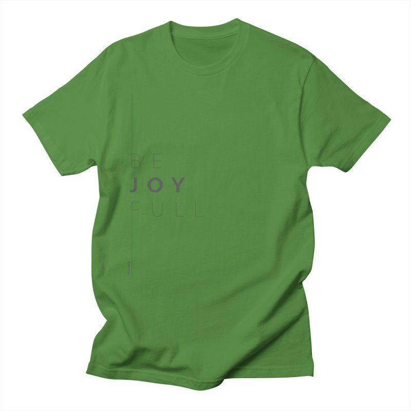 JOY // Full Women's Regular Unisex T-Shirt by Desanka Spirit's Artist Shop