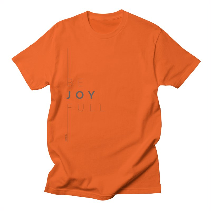 JOY // Full Men's T-Shirt by Desanka Spirit's Artist Shop