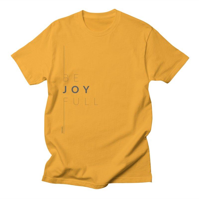 JOY // Full Men's Regular T-Shirt by Desanka Spirit's Artist Shop